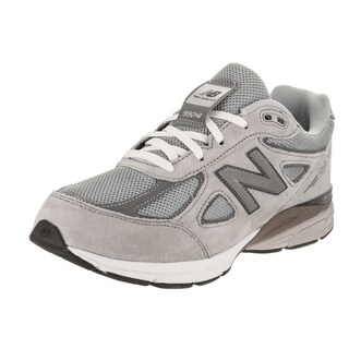 New Balance Kids 990v4 - Wide Running Shoe (2 options available)