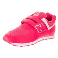 New Balance Kids 574 - Wide Running Shoe