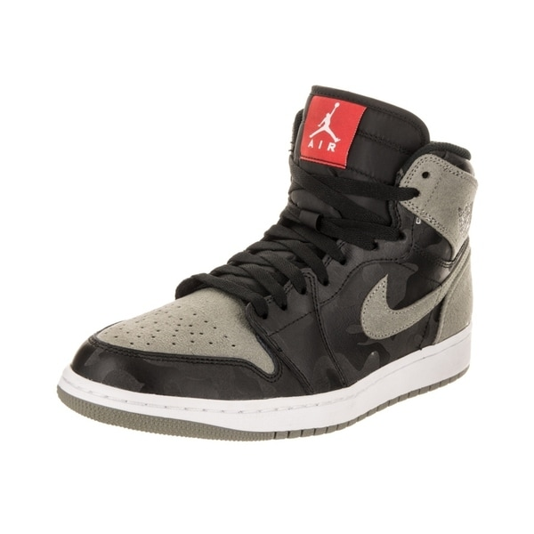 30dde8aad2db0d Shop Nike Men s Air Jordan 1 Retro High Prem Basketball Shoe - Free ...