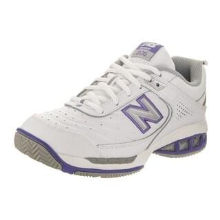 New Balance Women's WC806 Tennis Shoe