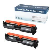 HP 30A (CF230A)  Compatible Toner Cartridge (Black) (WITH CHIP)(Set of 2)