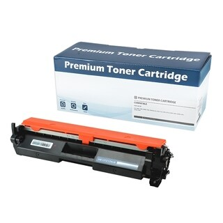 HP 17A (CF217A) Compatible Toner Cartridge (Black) (WITH CHIP)