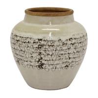 Three Hands Ceramic Planter