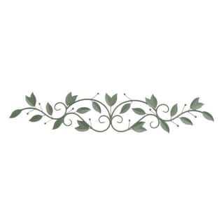 Three Hands Wall Decoration - Green