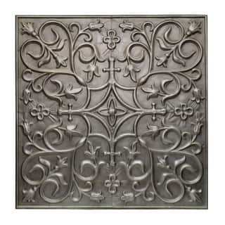Three Hands Metal Wall Art