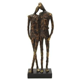 Three Hands Resin Friends Figurine