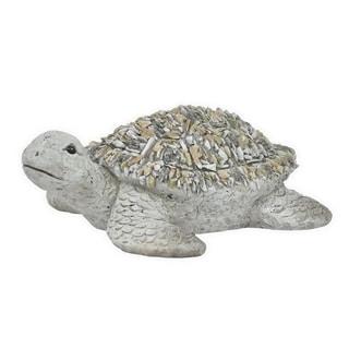 Three Hands Turtle Figurine