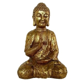 Three Hands Sitting Buddha