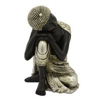 Three Hands Buddha Figurine