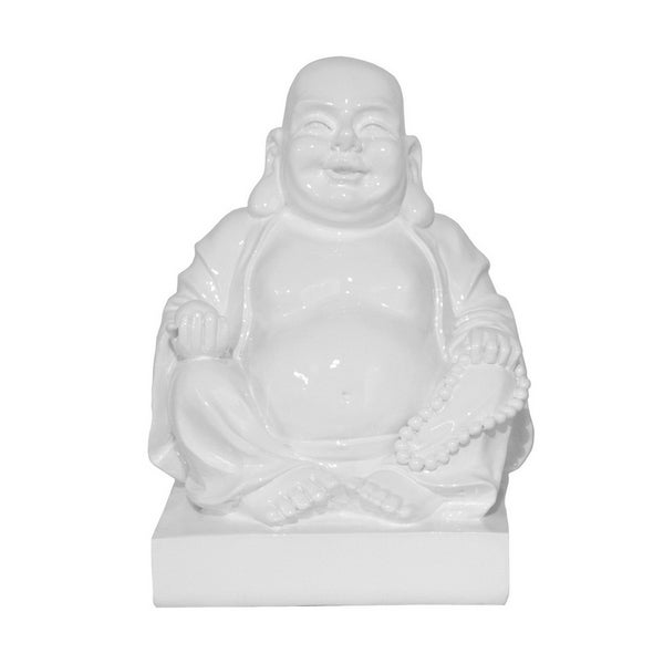 Three Hands Resin Buddha Figurine