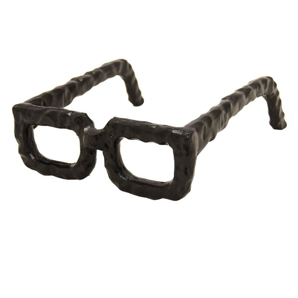Three Hands Eye Glass Square Frame