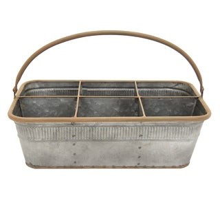 Three Hands Metal Basket
