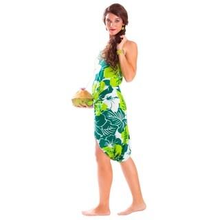 41d228380 Floral Sarong