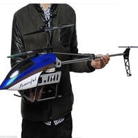 2 Speed 3.5 Ch RC Helicopter Builtin GYRO NEW VERSION Blue Christmas