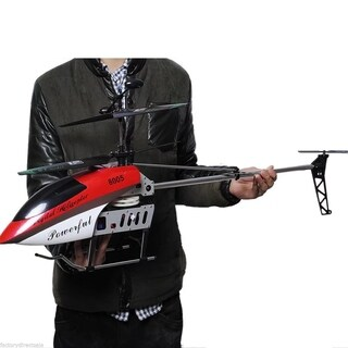 Large 2 Speed 3.5 Ch RC Helicopter Builtin Gyroscope New Version Gift