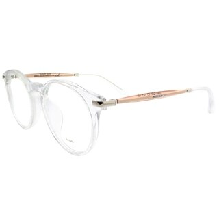 Jimmy Choo Round JC 152 QBT Women Grey Crystal Frame Eyeglasses