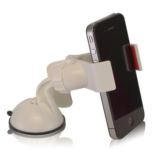 Furinno IP11-BK Easy Mount Suction Universal Car Phone Mount Holder