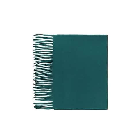 BYOS Oversized Soft Cashmere Shawl Scarf Wrap Blanket W/ Tassels
