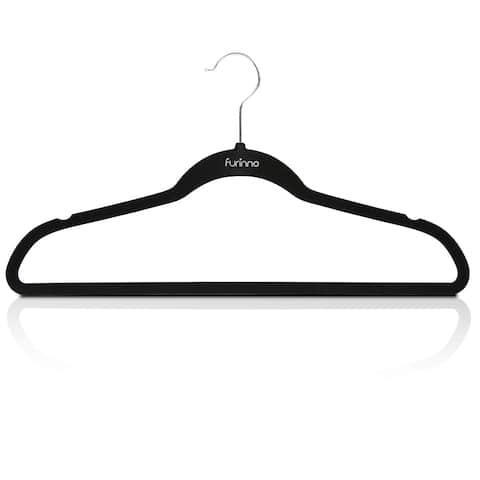 Furinno Velvet Suit Hanger, Pack of 30