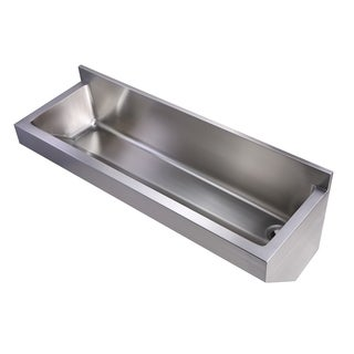 Whitehaus Collection Noah's Stainless steel Utility Sink