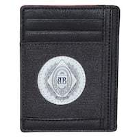 Buxton CO2 Collection Front Pocket Get-Away Wallet