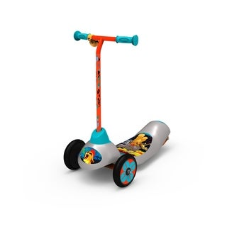 Lion Guard Safe Start 3-Wheel Electric Scooter