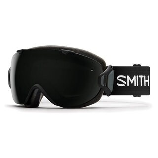 Smith Optics Womens I/OS Snowmobile Goggles - IS7CPBBK18 - Black/ChromaPop Sun Black