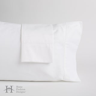 Lockwood Collection 500 Thread Count 100% Egyptian Cotton Luxury Pillowcase Set