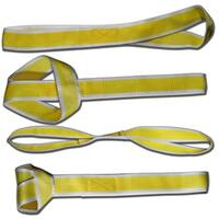 OxGord Soft Loop Tie-Down Straps, 4-Pack - 4800lb for Towing