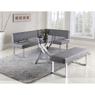 Somette Gene 51 inch Dining Table
