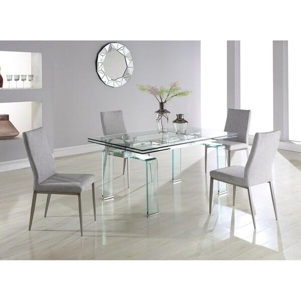 Somette Destiny 5-Piece Dining Table Set