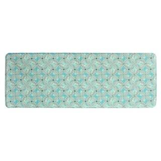 Printed Memory Foam Flora kitchen rug by Bacova
