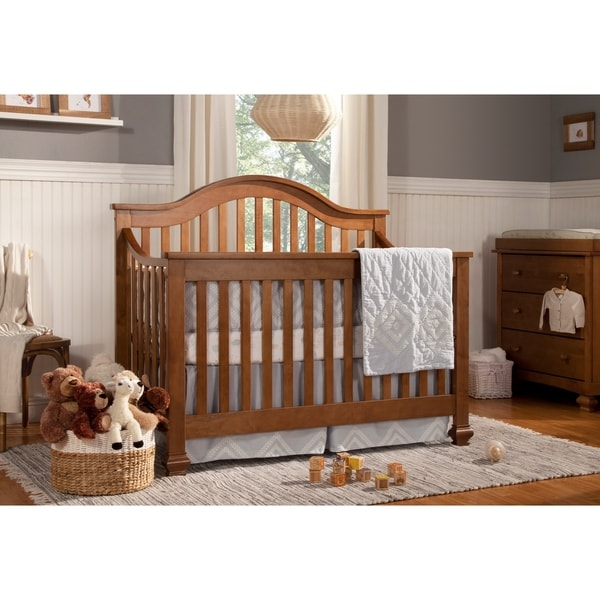 Shop Davinci Clover 4 In 1 Convertible Crib Free