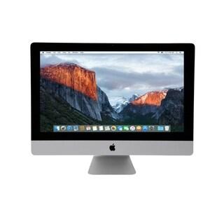 Apple MC309LL/A 21.5-inch Quad Core i5 4GB RAM 500GB HDD- Refurbished