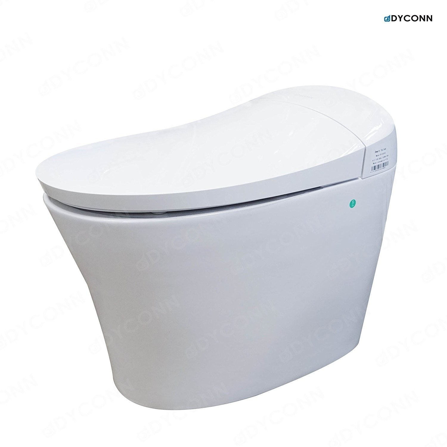 Terrific Dyconn Faucet Arial Tankless All In One Combo Bidet Smart Toilet Uwap Interior Chair Design Uwaporg