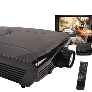 Home Theater Multimedia LCD LED Projector 720-HDMI TV DVD Playstation