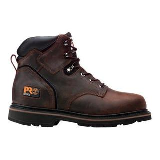 Men's Timberland PRO Pit Boss 6in Soft Toe Boot Gaucho Oiled Full Grain