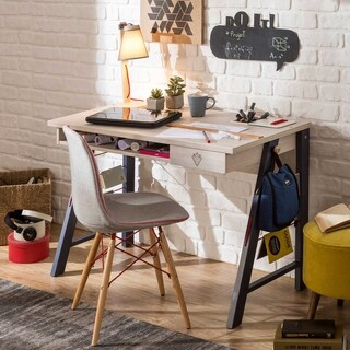 Cilek Trio Grey Medium Desk