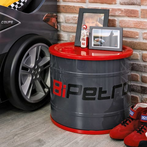 Cilek GTS Gallon Nightstand and Toy Box