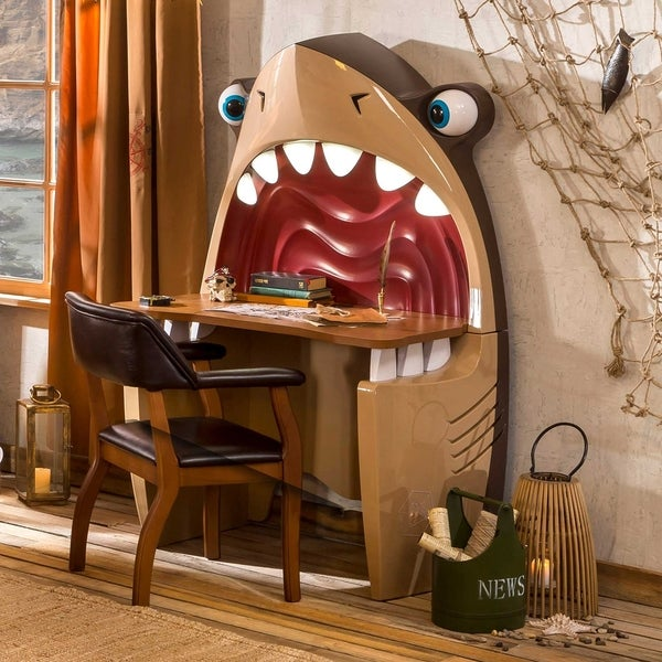 Shop Cilek Pirate Shark Desk - Free Shipping Today - Overstock