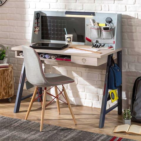 Cilek Trio Smart Desk with Hutch