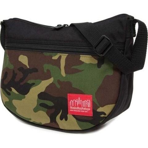 Manhattan Portage Bowling Green Shoulder Bag Camo/Black