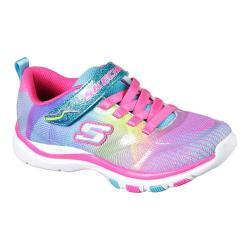 Girls' Skechers Trainer Lite Dash N Dazzle Sneaker Multi