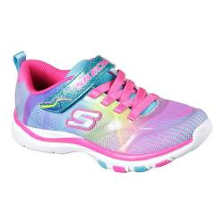 Girls' Skechers Trainer Lite Dash N Dazzle Sneaker Multi (More options available)