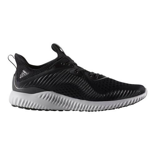 0b0ce807c Shop Men s adidas AlphaBOUNCE EM Running Shoe Core Black Core Black FTWR  White - Free Shipping Today - Overstock - 17366676