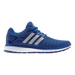 Men's adidas Energy Cloud 2-Tone Knit Mesh Running Shoe Mystery Ink F17/LGH Solid Grey/Collegiate Royal