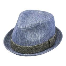 Henschel Fedora 3328 Hat Blue