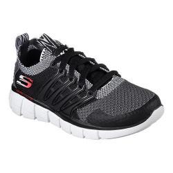 Boys' Skechers Equalizer 2.0 Sneaker Black/Gray
