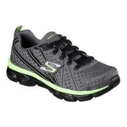 Boys' Skechers Advance Turbo Tread Sneaker Charcoal/Lime|https://ak1.ostkcdn.com/images/products/195/781/P23622380.jpg?impolicy=medium