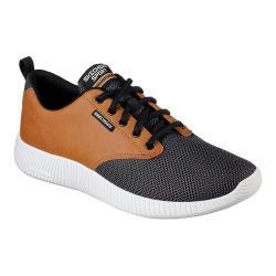Men's Skechers Depth Charge Trahan Sneaker Wheat/Black